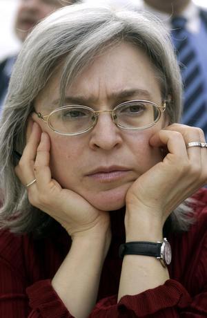 Anna Politovskaia