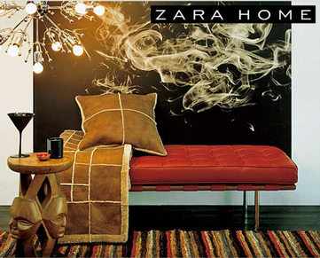 Monsieur f le blog de fr d ric levy zara rentre dans mon salon - Zara home france magasins ...